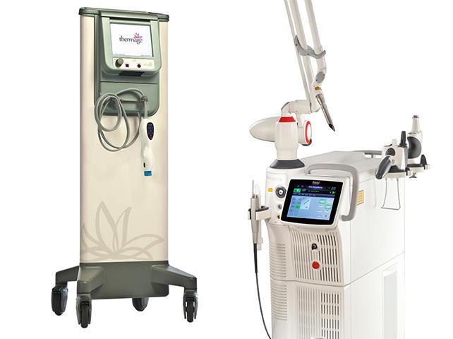 筋膜サーマダブルアイズ機器画像