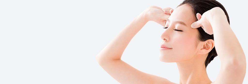 額リフト forehead-lift