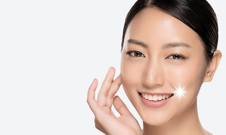 ガミースマイル(歯茎整形) gummy-smile