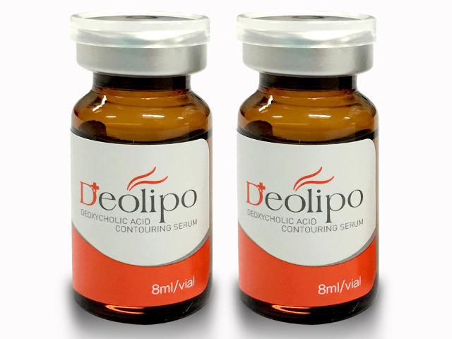 脂肪溶解注射カベリン(顔やせ)の薬剤