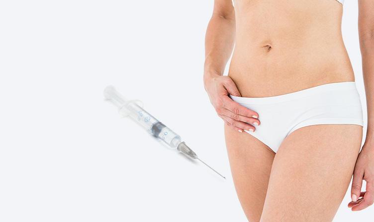 膣ヒアルロン酸注射 vaginal-hyaluronic