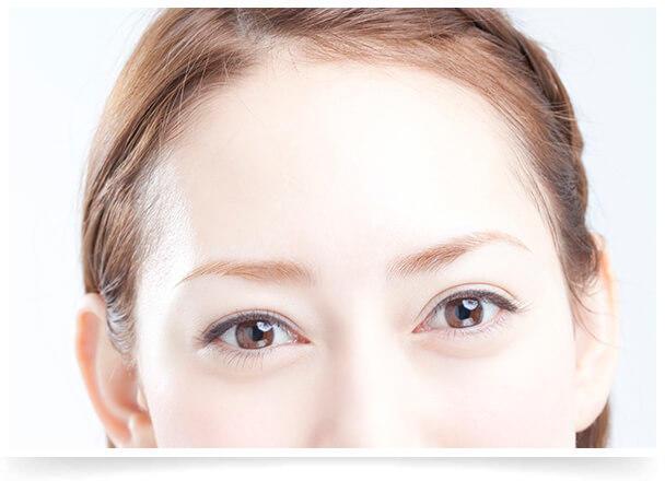 額(おでこ)の治療法イメージ