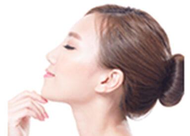 顔の脂肪吸引イメージ