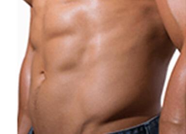 男性専用のお腹引き締めプログラムイメージ