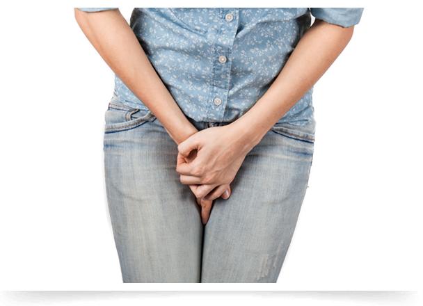 出産や加齢により臓器が下垂し膀胱が圧迫され、尿道が短くなってしまったり、骨盤底筋がゆるみ尿道の締まりが悪くなったり、そんな尿漏れトラブルなら切らないレーザー治療がおすすめです。
