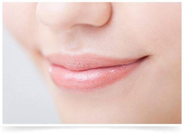 口角のコンプレックス改善治療のイメージ