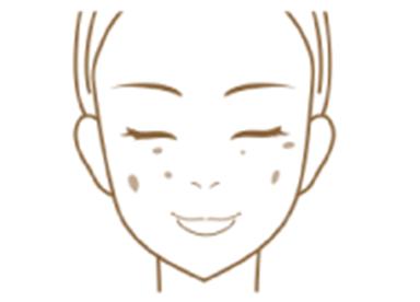 日光性色素斑(老人性色素斑)・脂漏性角化症イメージ
